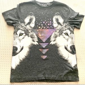 Mossimo Wolves Kids T-Shirt
